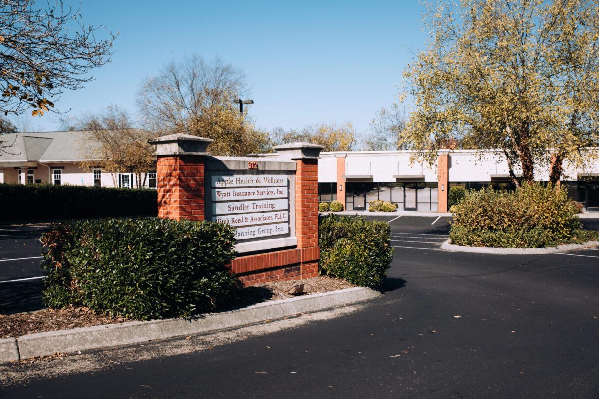Apple Healthcare Cedar Bluff Knoxville, TN Exterior Image