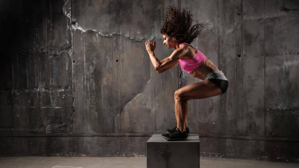 High level athletes can have imbalanced or injured core muscles, which can lead to the need to fix urinary incontinence.