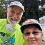 George and Linda Major