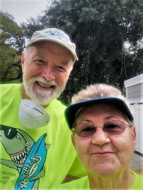 George & Linda Major